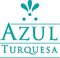 Azul Turquesa Logo